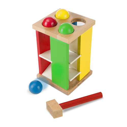 Melissa & Doug  Pound and Roll Tower 00JD8L045B