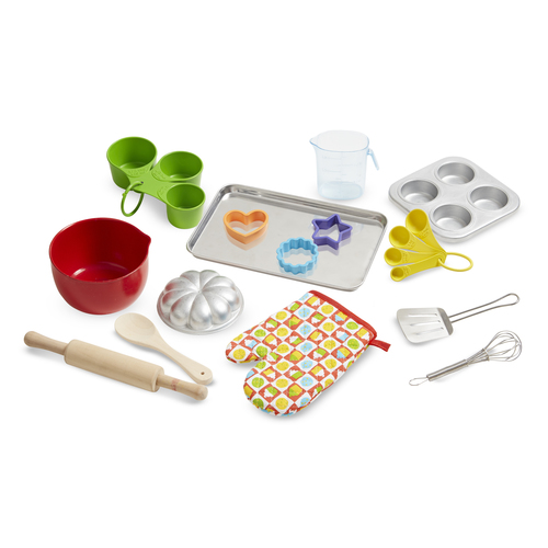 Melissa & Doug  Baking Play Set 00JEA6045B