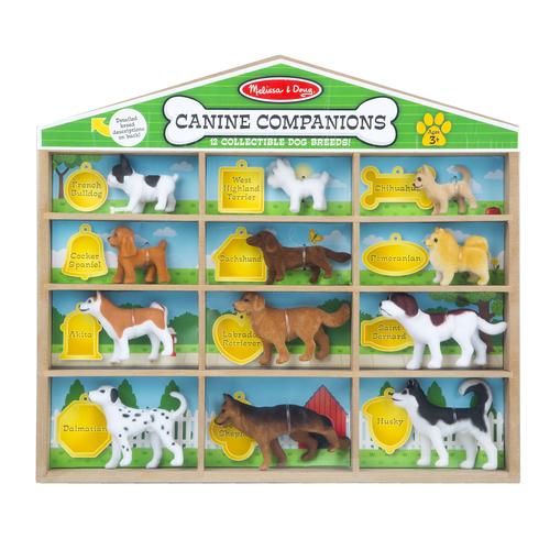 Melissa & Doug  Canine Companions 00JEB1045B