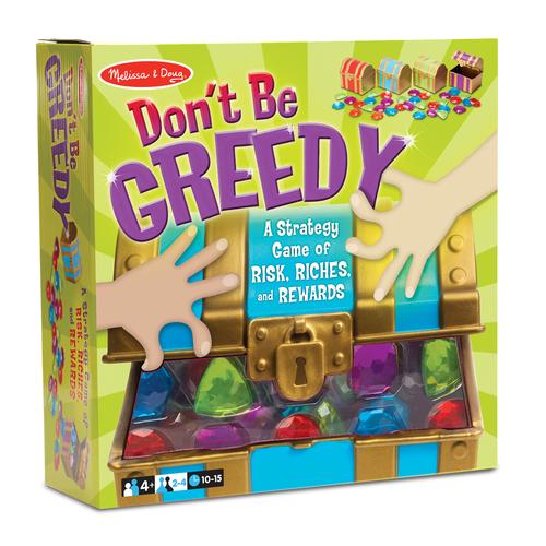 Melissa & Doug  Don't Be Greedy 00JEC1045B