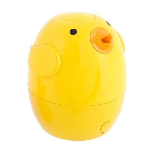 GreenAir Kids Duck Shaped Ultrasonic Aroma Oil Diffuser - Yellow 00N99E0330