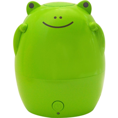 GreenAir Kids Frog Shaped Ultrasonic Aroma Oil Diffuser - Green 00N99G0330