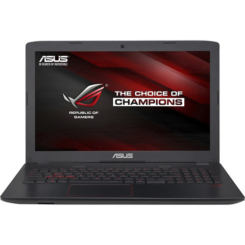 "Asus GL552VWDH71 Republic of Gamers Gaming Notebook 15.6"" / 16GB RAM / 1TB HDD"