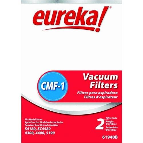 Eureka Micro Cassette Vacuum Filter Pack 05A-935-61940/12