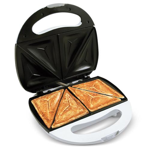 Best Home SW/811 Sandwich Maker - White 06E-IA6-SW/811