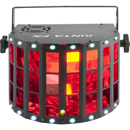 Chauvet Kinta FX RGBW LED Derby/Laser/Strobe Multi-Effect Fixture