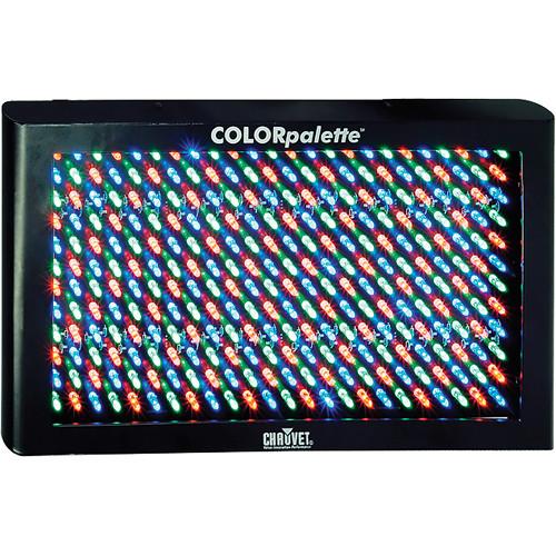 Chauvet DJ Color Palette LED Light Bank System