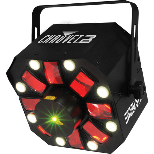 Chauvet DJ Swarm 5 FX DJ Light with Power Cord
