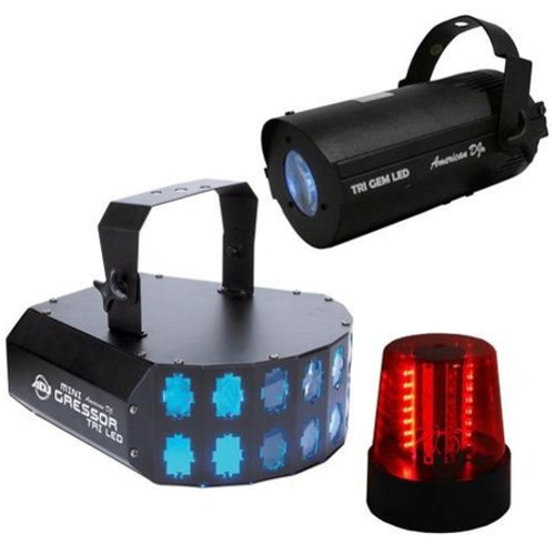 American DJ LED Party Lighting Package 2