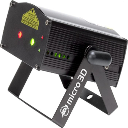 American Dj Micro 3D Laser - Green / Red