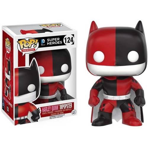Funko POP! Heroes: Harley Quinn Batman Impopster 082-G58-FNK10777