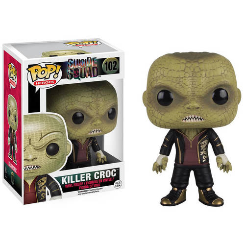 Funko POP! Movies: Suicide Squad - Killer Croc 082-G58-FNK8403