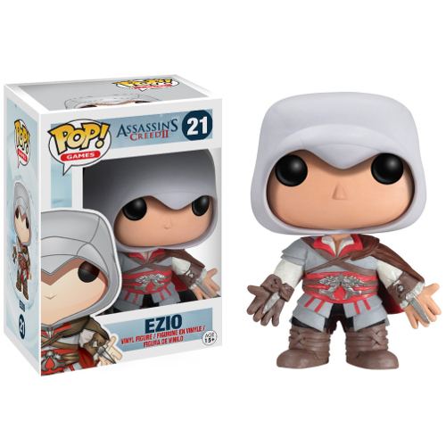 Funko POP! Games: Assassin's Creed - Ezio 082-P24-3730
