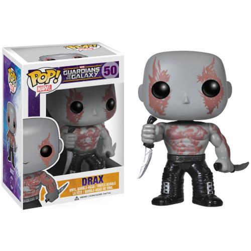 Funko POP! Marvel: Guardians of the Galaxy - Drax 082-P24-3794