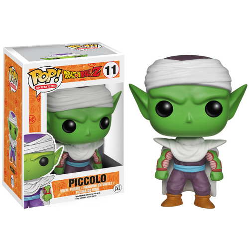 Funko POP! Animation Dragon Ball Z: Piccolo Vinyl Figure 082-P24-3993
