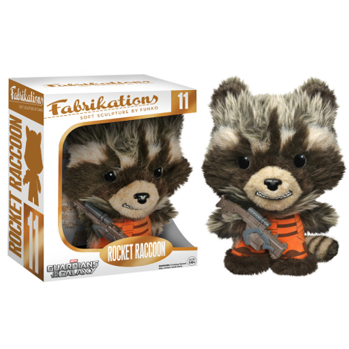 Funko Fabrikations: Guardians of the Galaxy - Rocket Raccoon 082-P24-4368