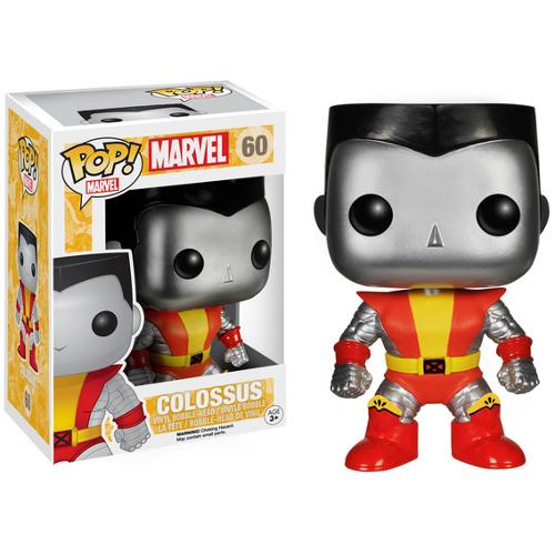 Funko POP! Marvel: Classic X-Men - Colossus Vinyl Figure 082-P24-4470