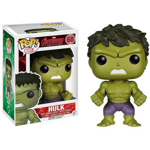 Funko POP! Marvel Avengers: Age of Ultron - Hulk Vinyl Figure 082-P24-4776