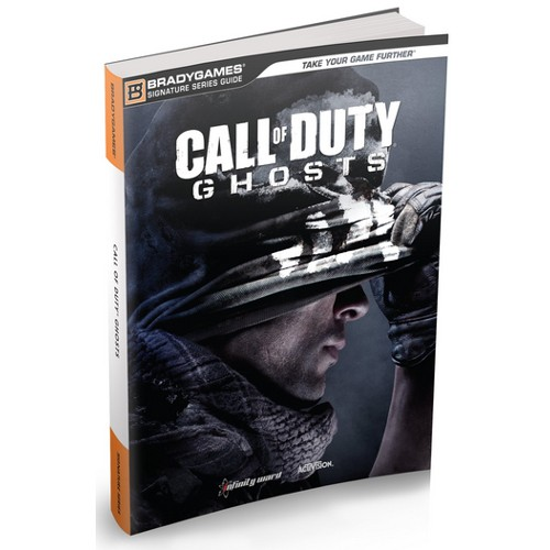 Call of Duty: Ghosts Signature Series Strategy Guide 08A-P22-15188