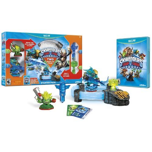 Skylanders Trap Team Starter Pack - Nintendo Wii U 08B-G58-87045