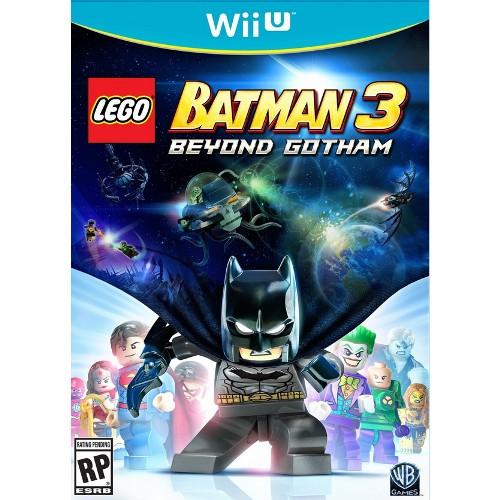 LEGO Batman 3: Beyond Gotham - Nintendo Wii U 08B-P22-27390