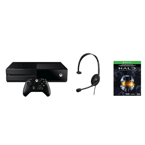 Xbox One 1TB Halo: The Master Chief Collection Bundle 08H-G58-KF6026
