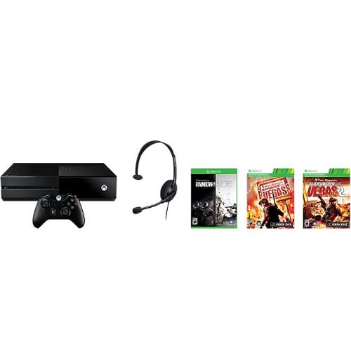 Microsoft Xbox One 1TB Console Tom Clancy' s Rainbow Six Siege Bundle