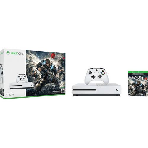 Microsoft Xbox One S 1TB Gears of War 4 Bundle 08H-P14-14287
