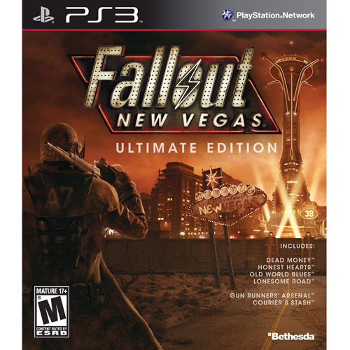 Fallout: New Vegas Ultimate Edition - PS3