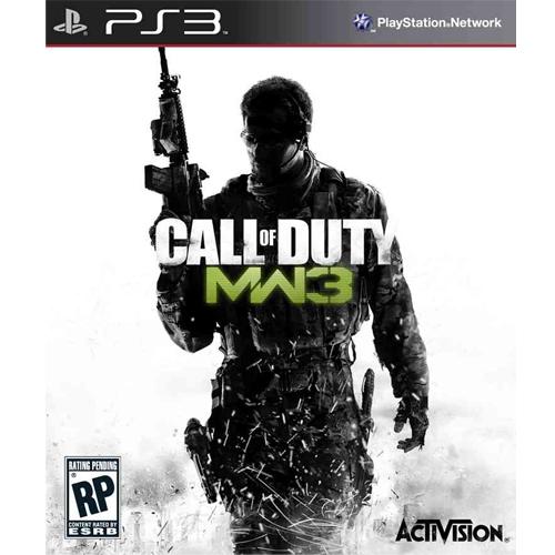 Call Of Duty: Modern Warfare 3 - PlayStation 3
