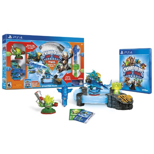 Skylanders Trap Team Starter Pack - PlayStation 4 08L-G58-87029