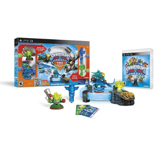 Skylanders Trap Team Starter Pack - PlayStation 3 08L-G58-87119