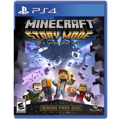 Minecraft: Story Mode - Season Disc - PlayStation 4 08L-P22-00168