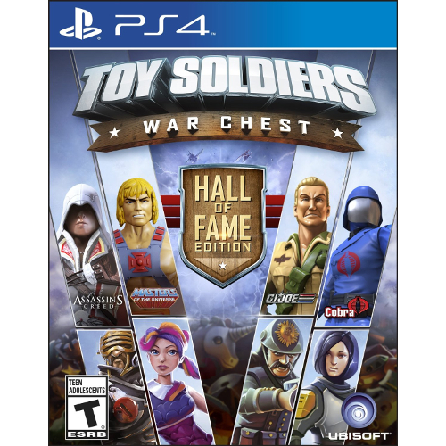 Toy Soldiers: War Chest Hall of Fame Edition - PlayStation 4 08L-P22-01339