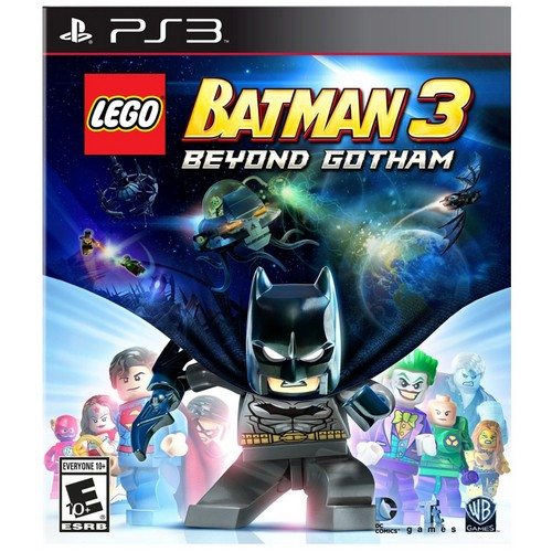LEGO Batman 3: Beyond Gotham - PlayStation 3 08L-P22-27437