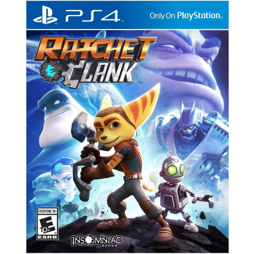 Ratchet and Clank - PlayStation 4 08L-P22-300550