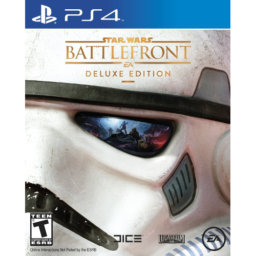 Star Wars Battlefront Deluxe Edition - PlayStation 4 08L-P22-36975