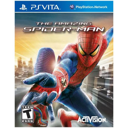 The Amazing Spider-Man - PlayStation Vita 08M-P22-03954