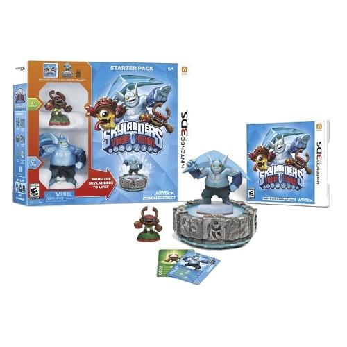 Skylanders Trap Team Starter Pack - Nintendo 3DS 08O-G58-87050