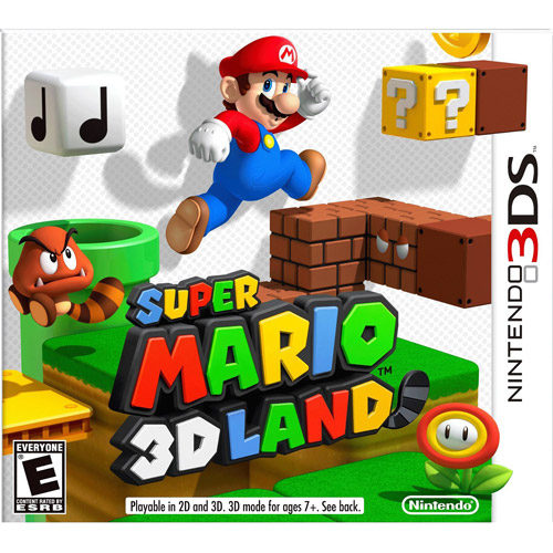 Super Mario: 3D Land - Nintendo 3DS