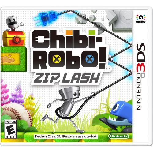 Chibi-Robo!: Zip Lash - Nintendo 3DS 08O-P22-74322