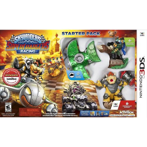 Skylanders SuperChargers Starter Pack - Nintendo 3DS 08O-P22-87570