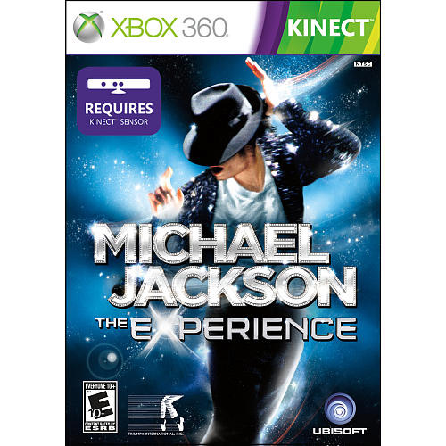 Michael Jackson: The Experience for Xbox 360