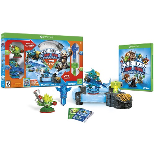 Skylanders Trap Team Starter Pack - Xbox One 08P-G58-87036