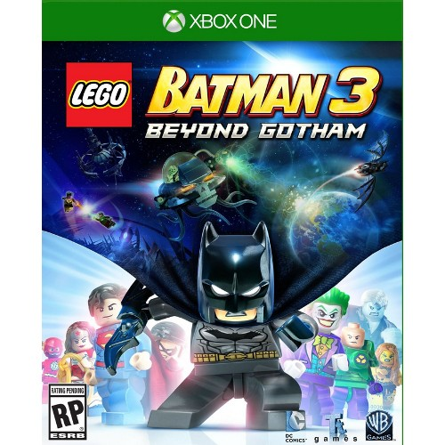 LEGO Batman 3: Beyond Gotham - Xbox One 08P-P22-27291