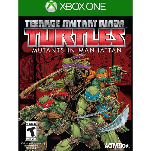Teenage Mutant Ninja Turtles: Mutants in Manhattan - Xbox One 08P-P22-77141