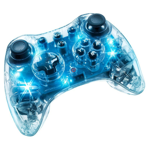 PDP Afterglow Pro Controller for Wii U 08U-P24-PL8622