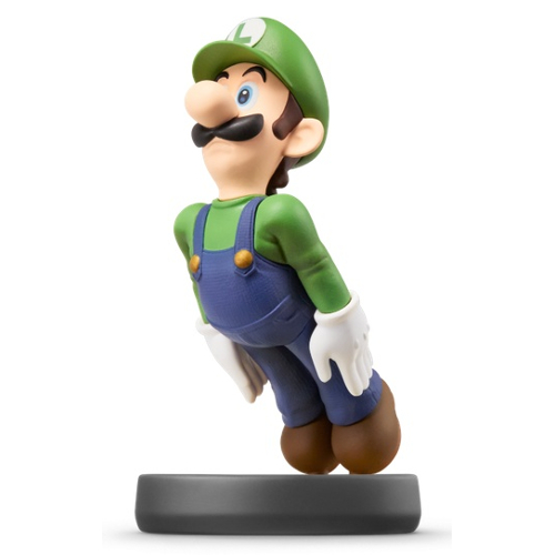 Luigi amiibo - Nintendo Wii U / 3DS 08A-G58-AAAN