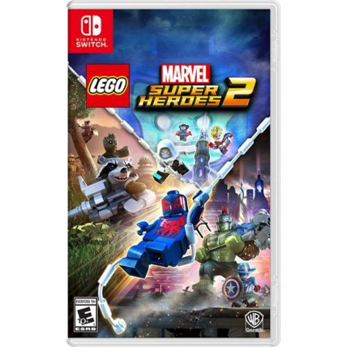 Lego Marvel Superheroes 2 - Nintendo Switch 08B-G58-WAR59781