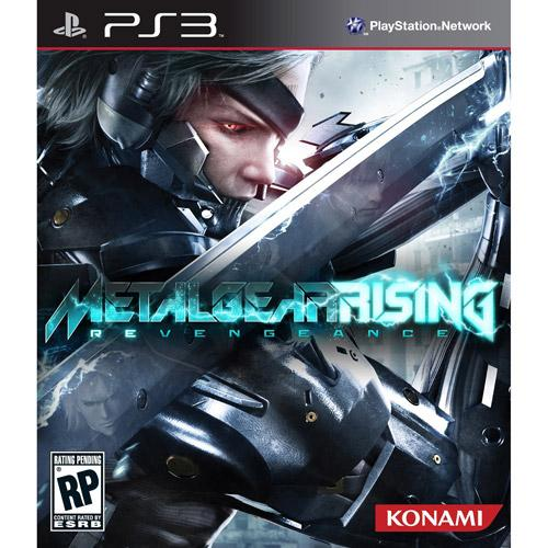 Metal Gear Rising: Revengeance - PlayStation 3 08L-G58-20206